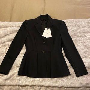 NWT Black Theory Peplum Blazer Size 2